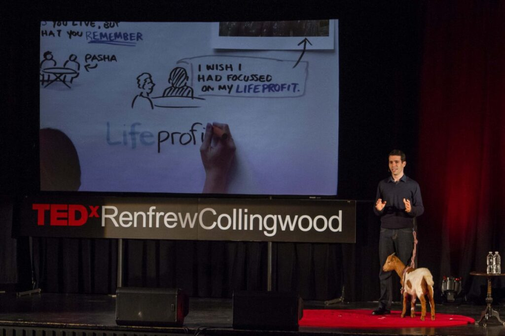 TEDx graphic recording